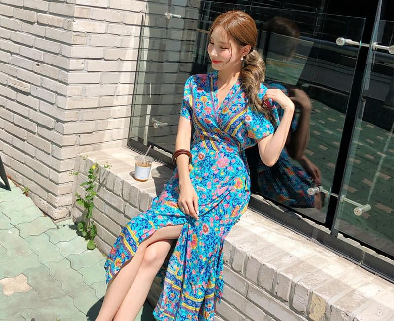 Ethnic cool dress