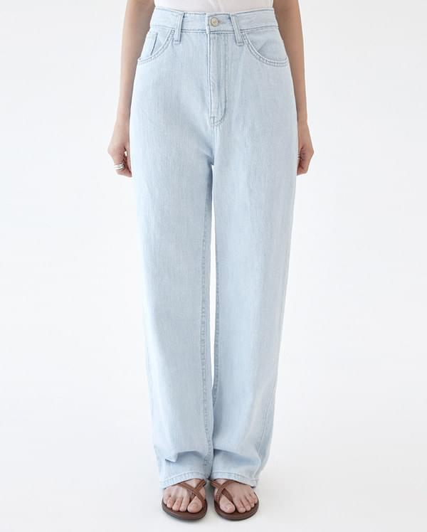 basic keep denim pants (s, m, l)