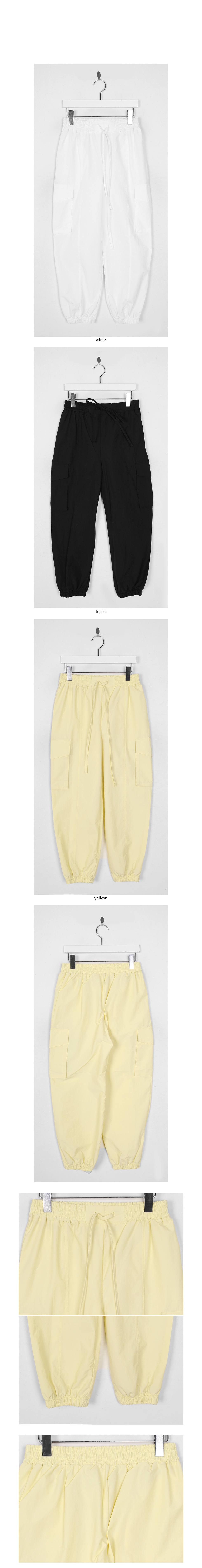 snack jogger pants