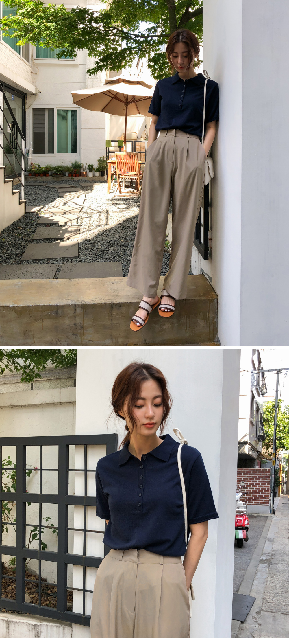 two strap sandal
