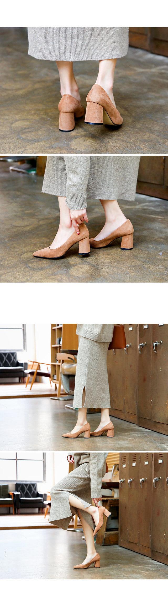 Nutz Heels 7cm