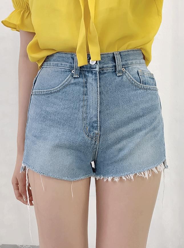 Life Denim Shorts