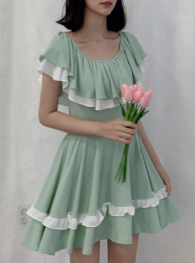 Lily color shoulder ops