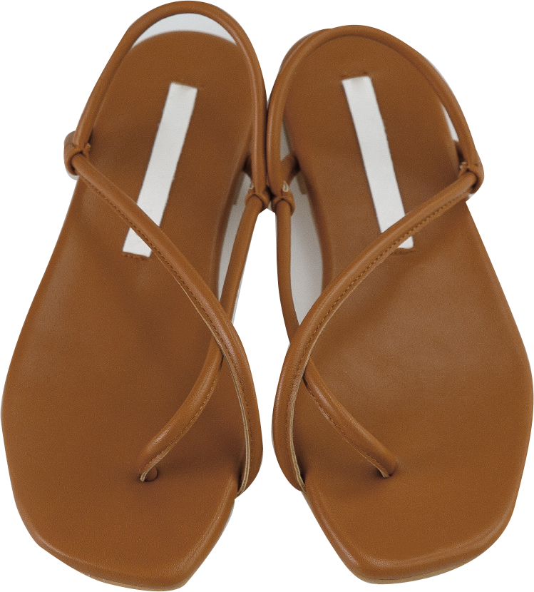 cross flip-flop sandal