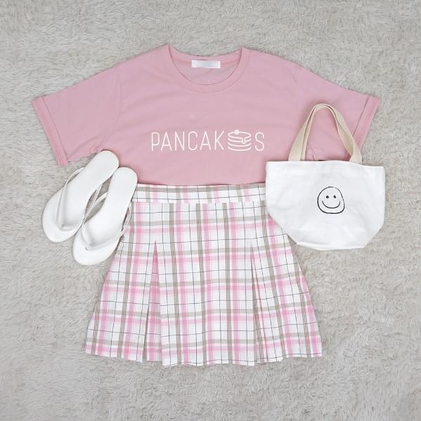 Pancake Short Sleeve T