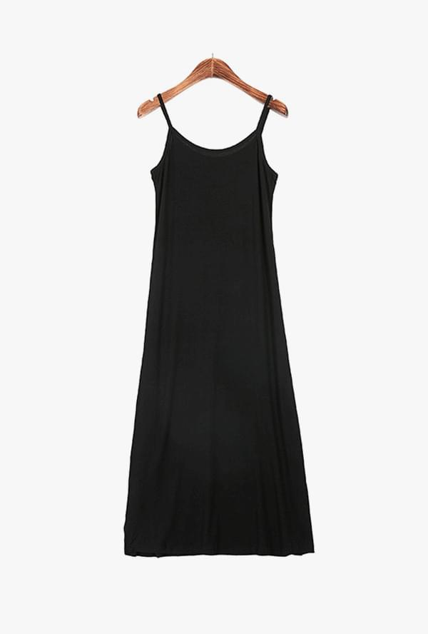 Modal Slip Long Dress