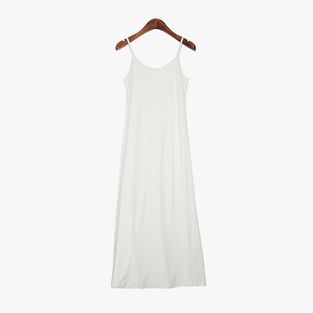 Modal Slip Long Dress