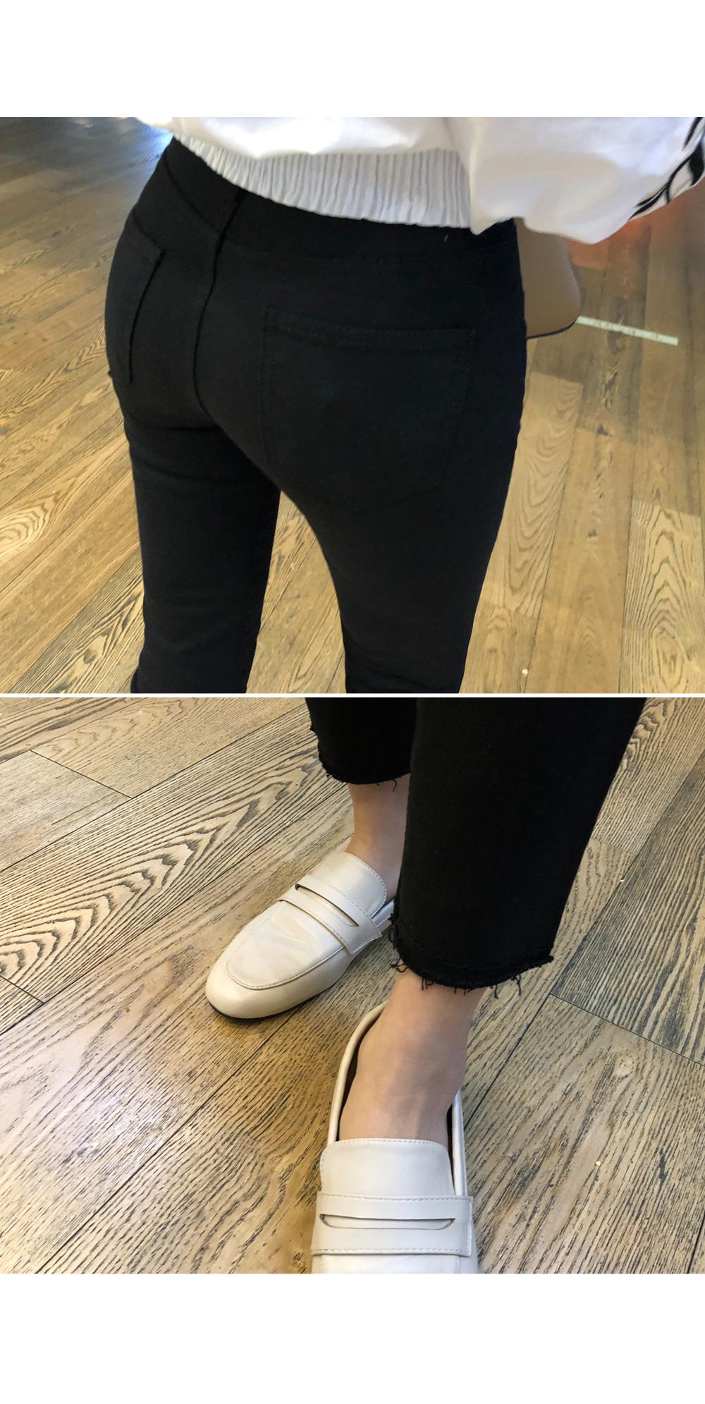 Real basic pants