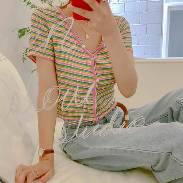 Daggar Aid Knit Cardigan