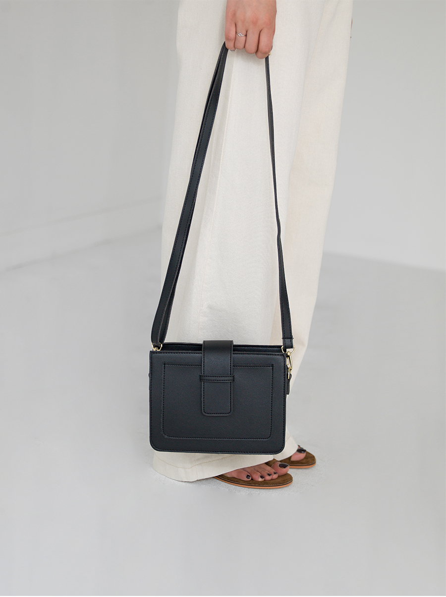 neater square bag