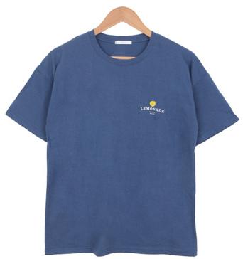 Short sleeve lemon lemon T