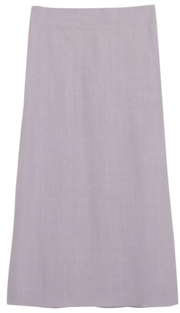 Monet half-bending long skirt