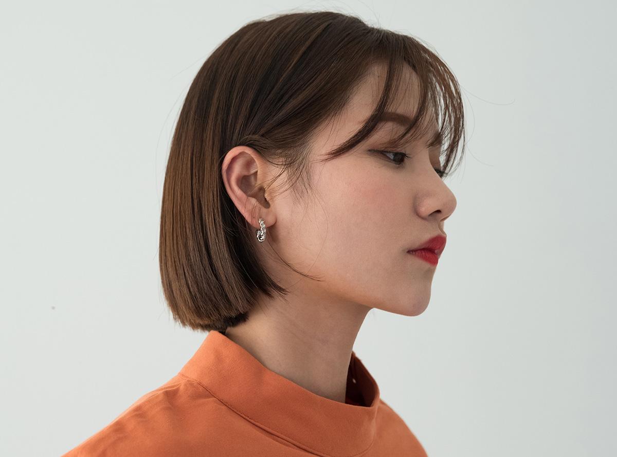 simple earring set