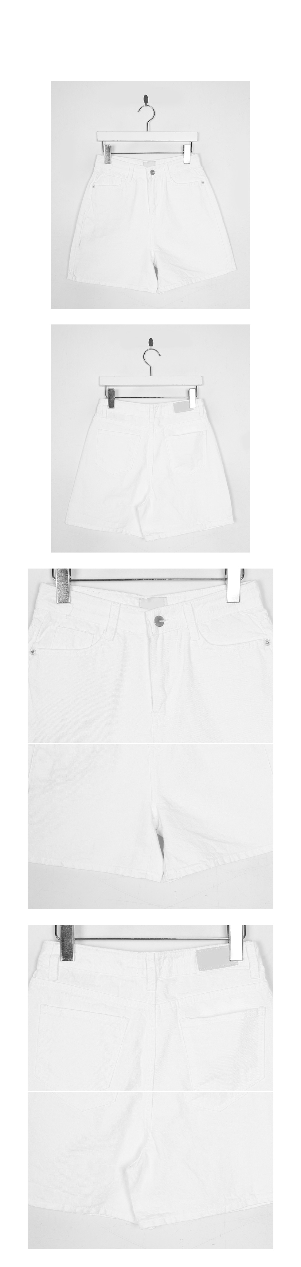 frank half cotton pants