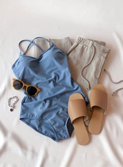 아일렛 모노 bikini (*3color)
