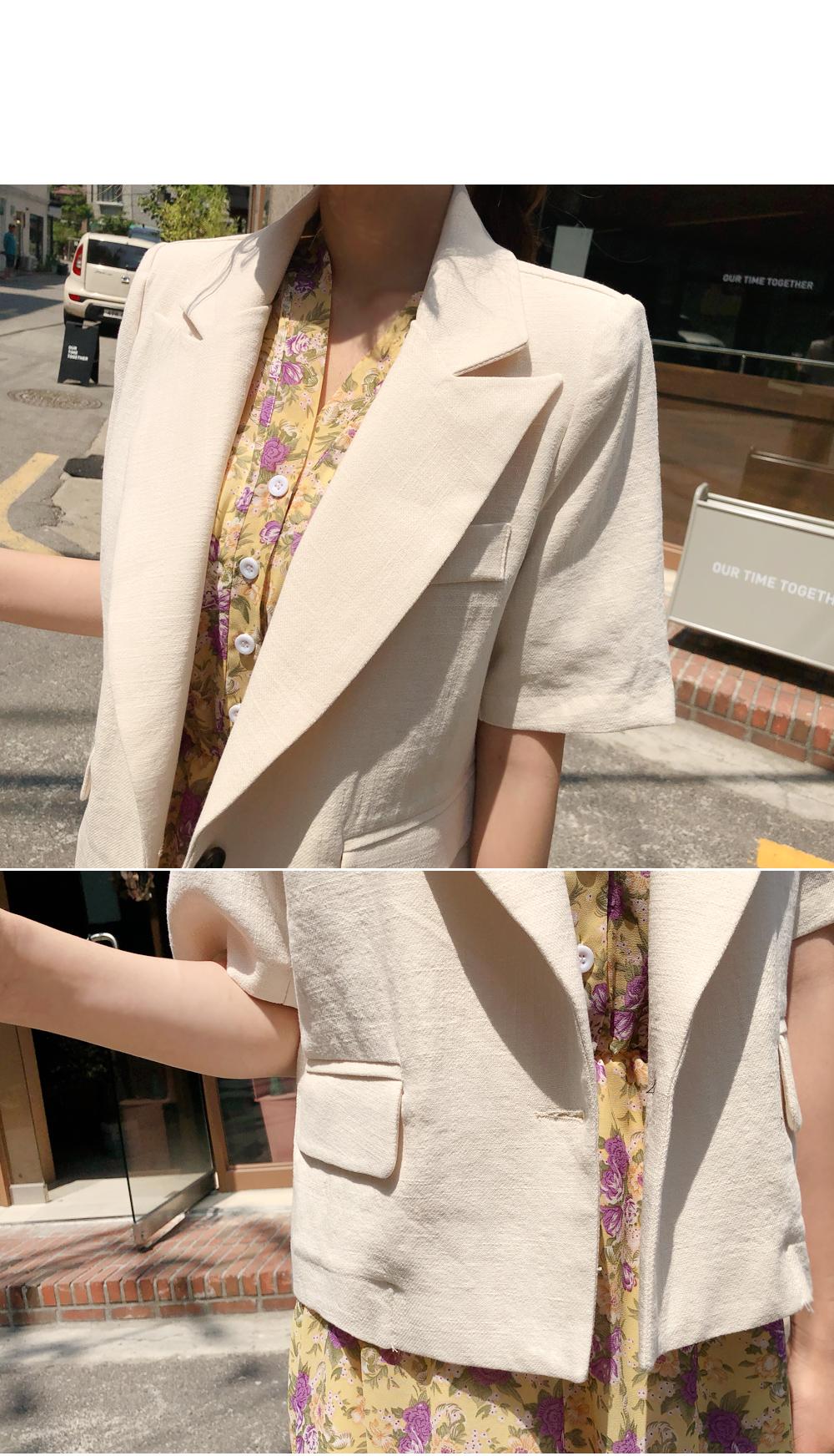 Pretty long-sleeved jacket