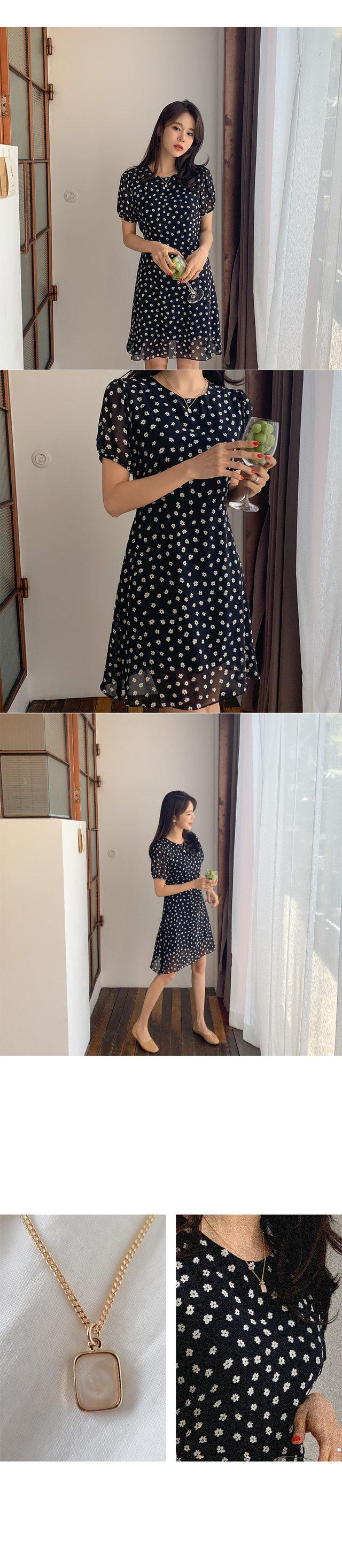 Oz flower dress