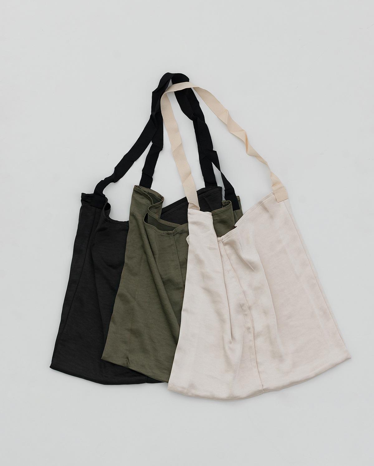 3 color natural eco bag