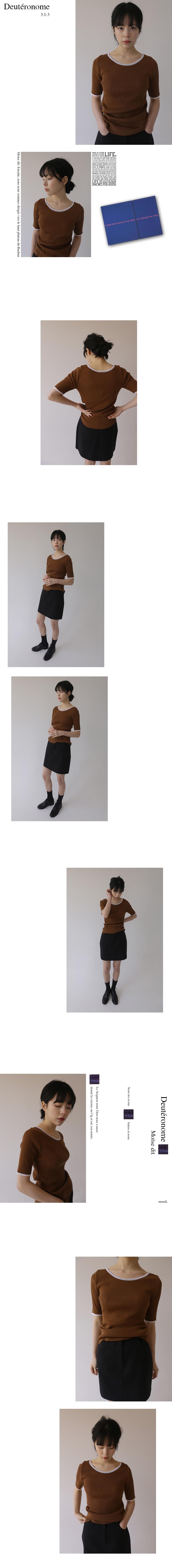 color scheme half knit