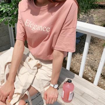 Kangs lettering t-shirt