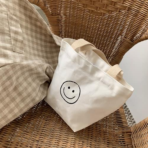 Smile Mini Eco Bag