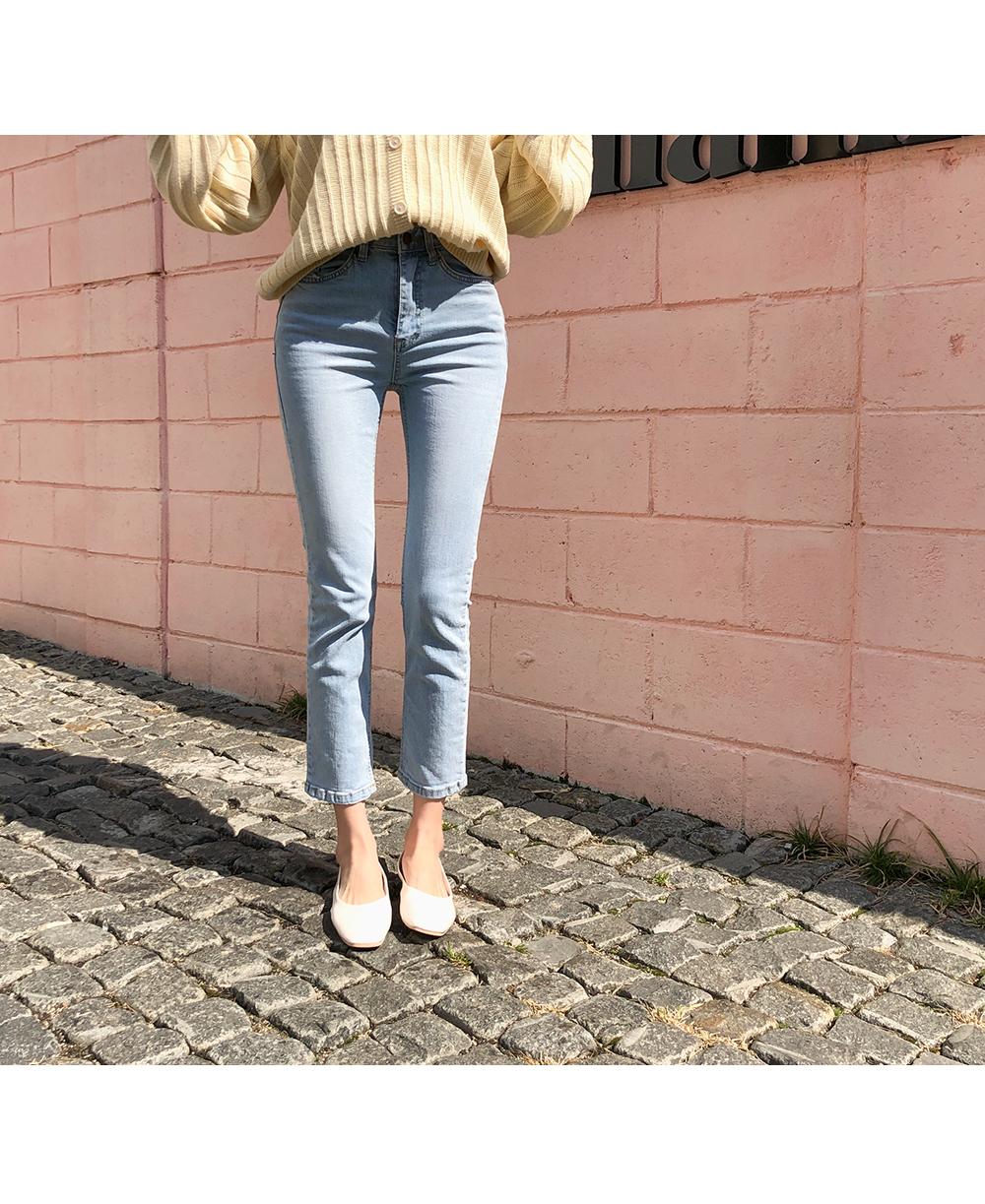Ganso Light Slim Denim Pants