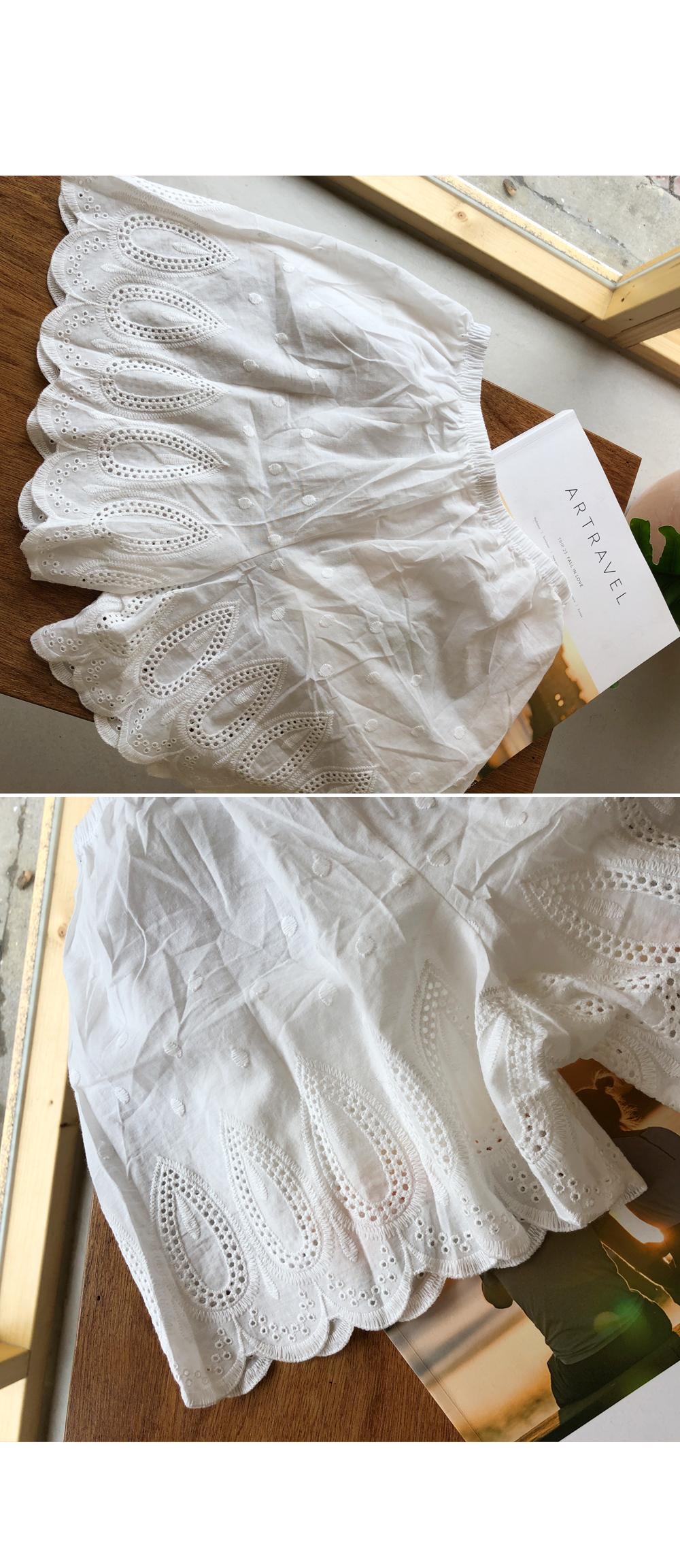 Keep flare line underpants