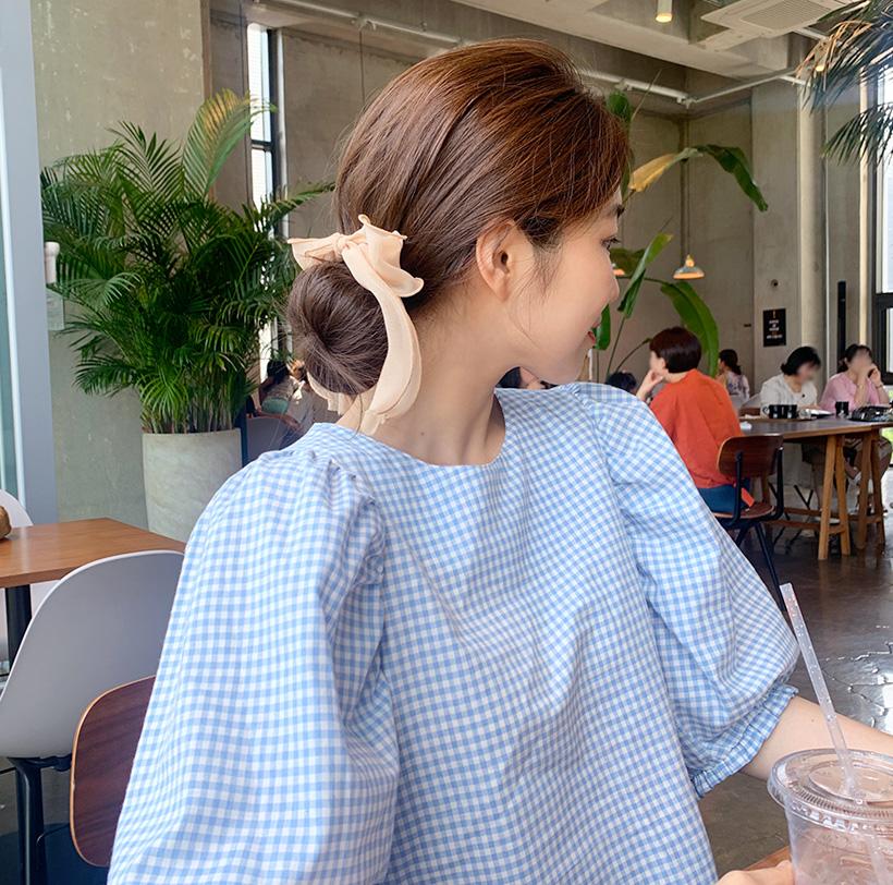 Favorite ribbon hair-pin_K