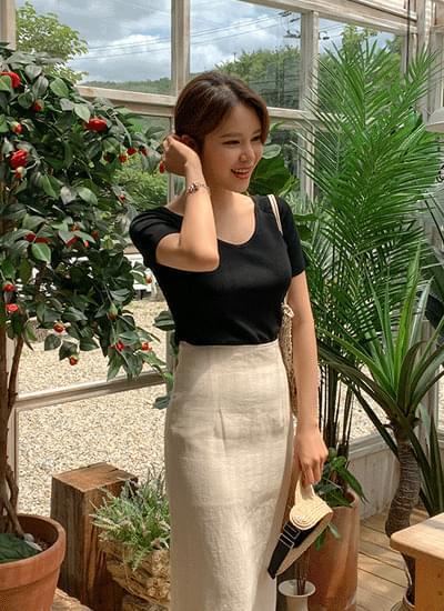 Seriv short sleeve knit