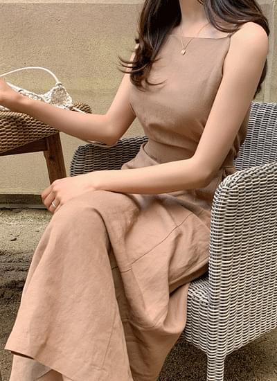 Das linen nashi dress