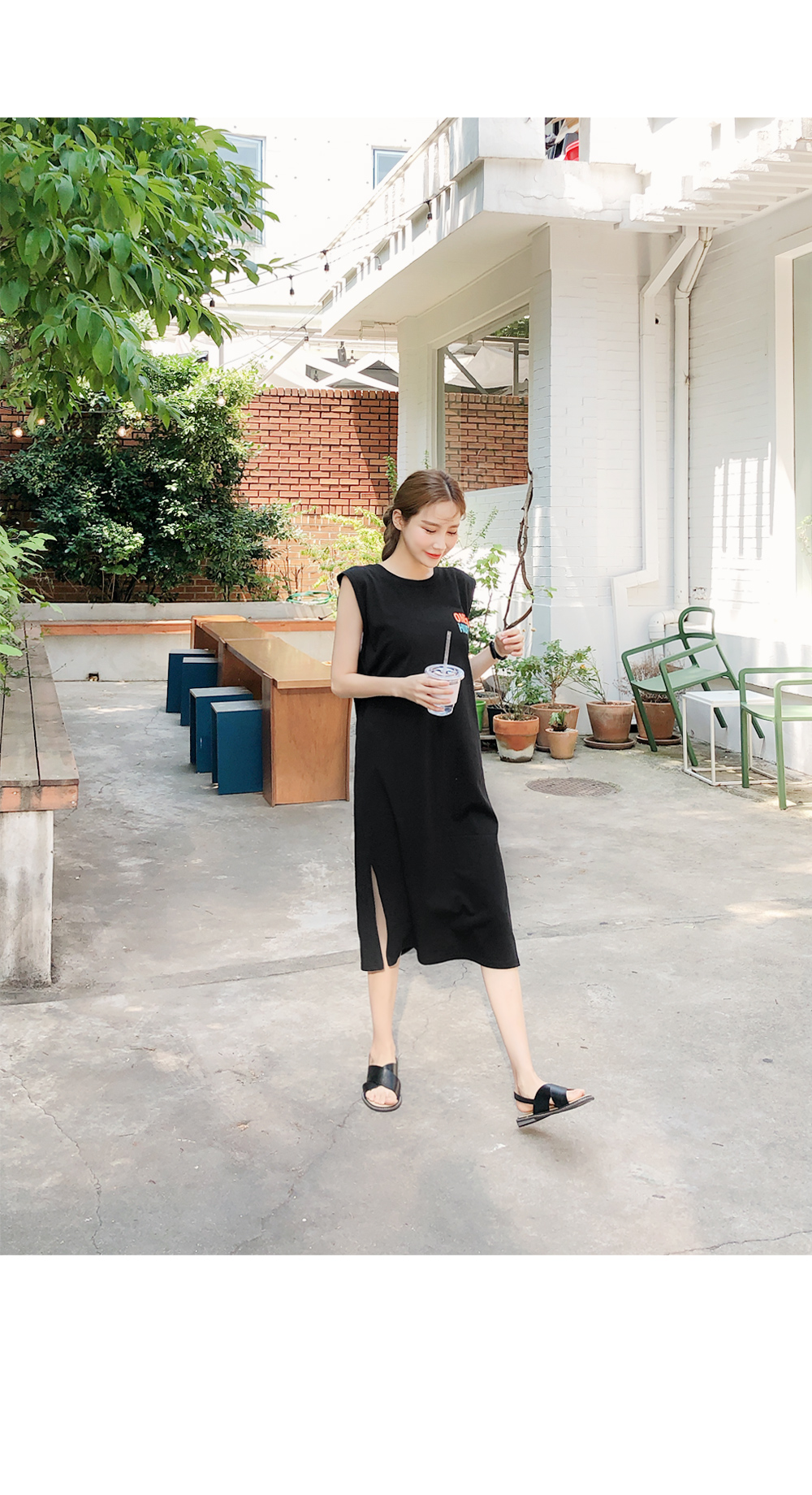 Cool day dress