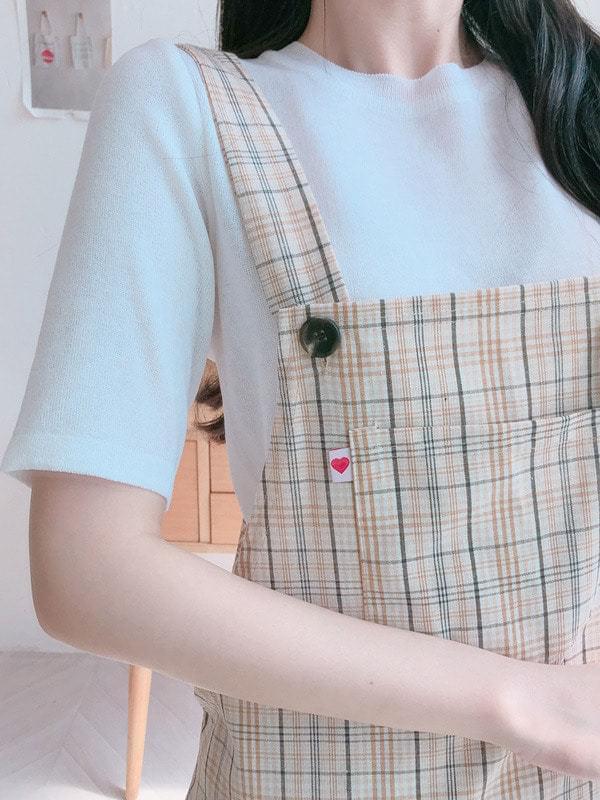 Audrey short sleeve tee