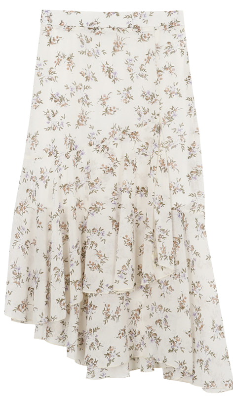 Plover lilac skirt