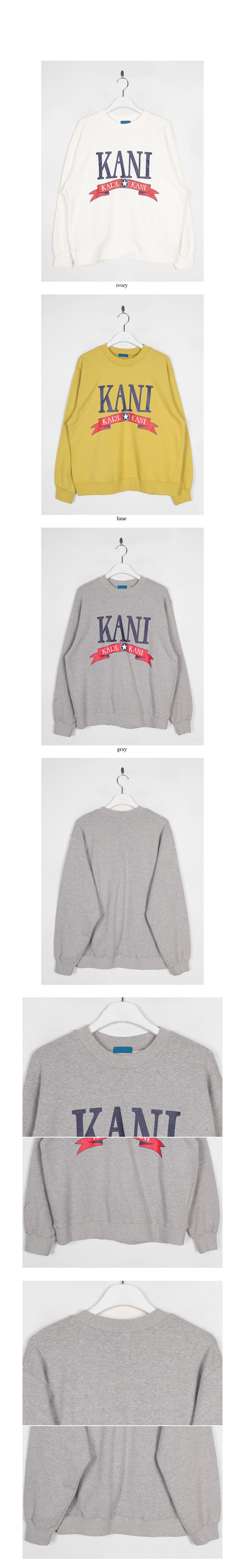kalkani sweatshirt