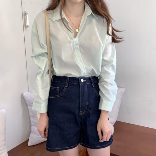 Gelato Summer Cotton Shirt