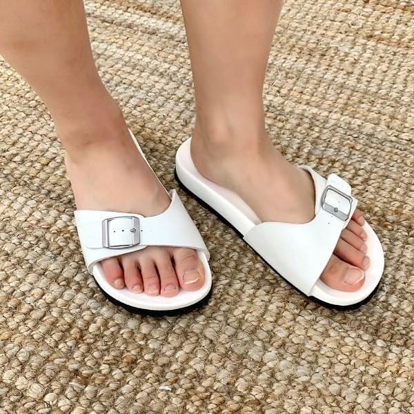 Married Birken Sandals