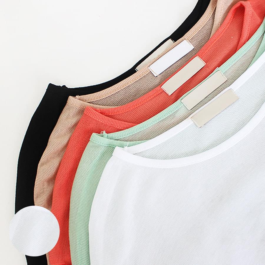 Short TENCEL T-shirt
