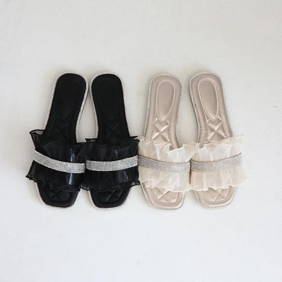 Leaf slippers 1cm