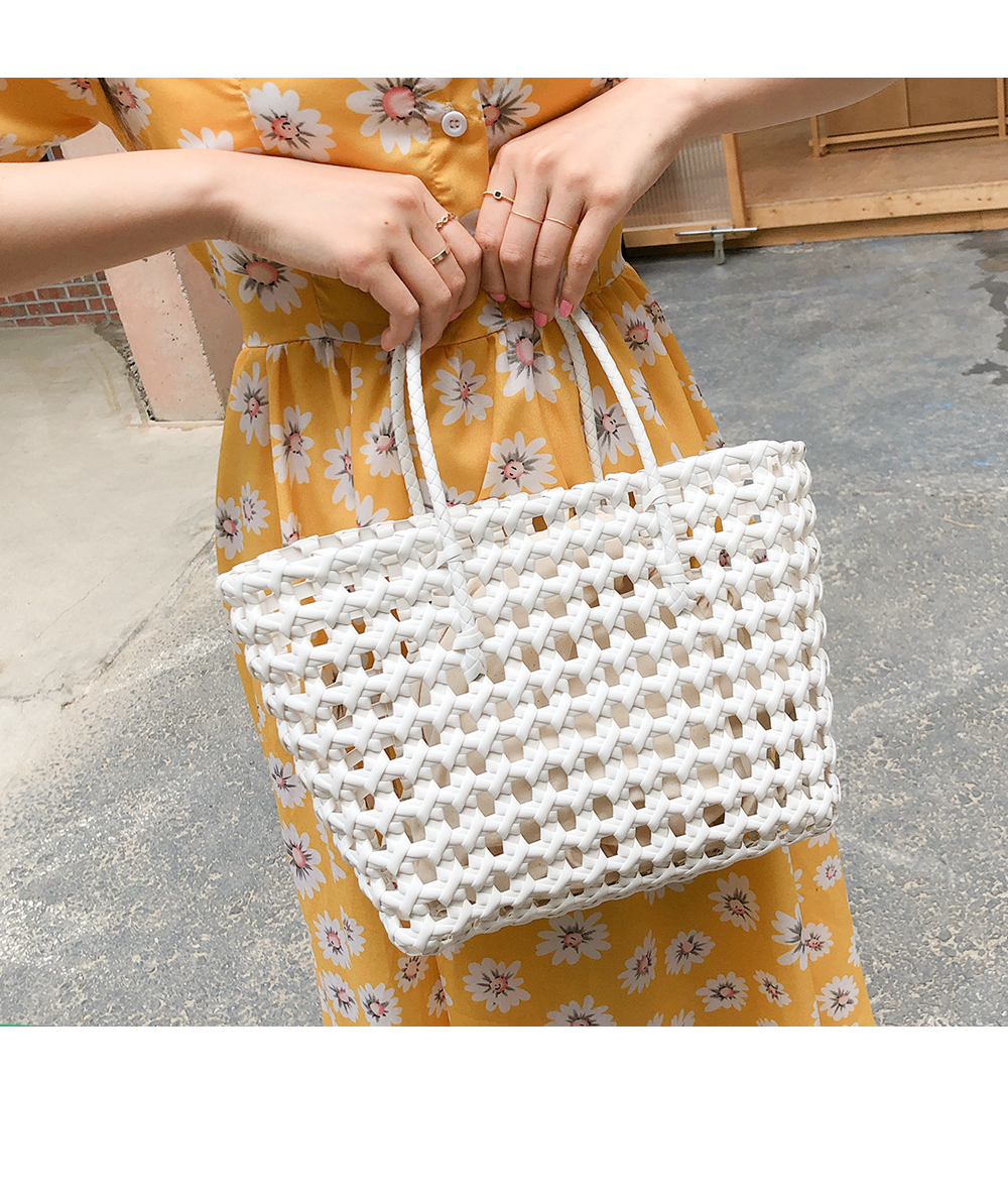 Simple square bag