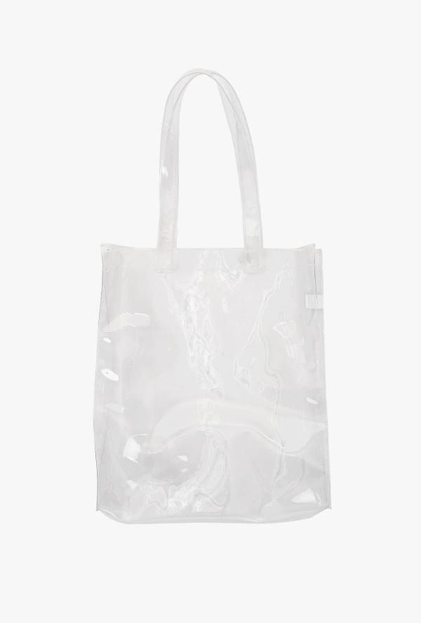 Basic PVC transparent back