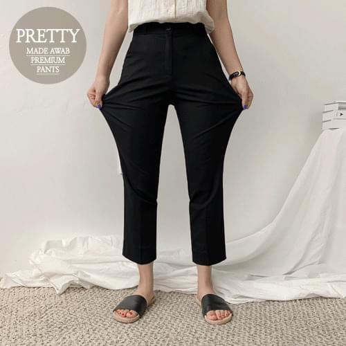Linen Date Pants