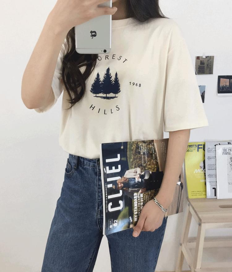 Fores Round T-shirt