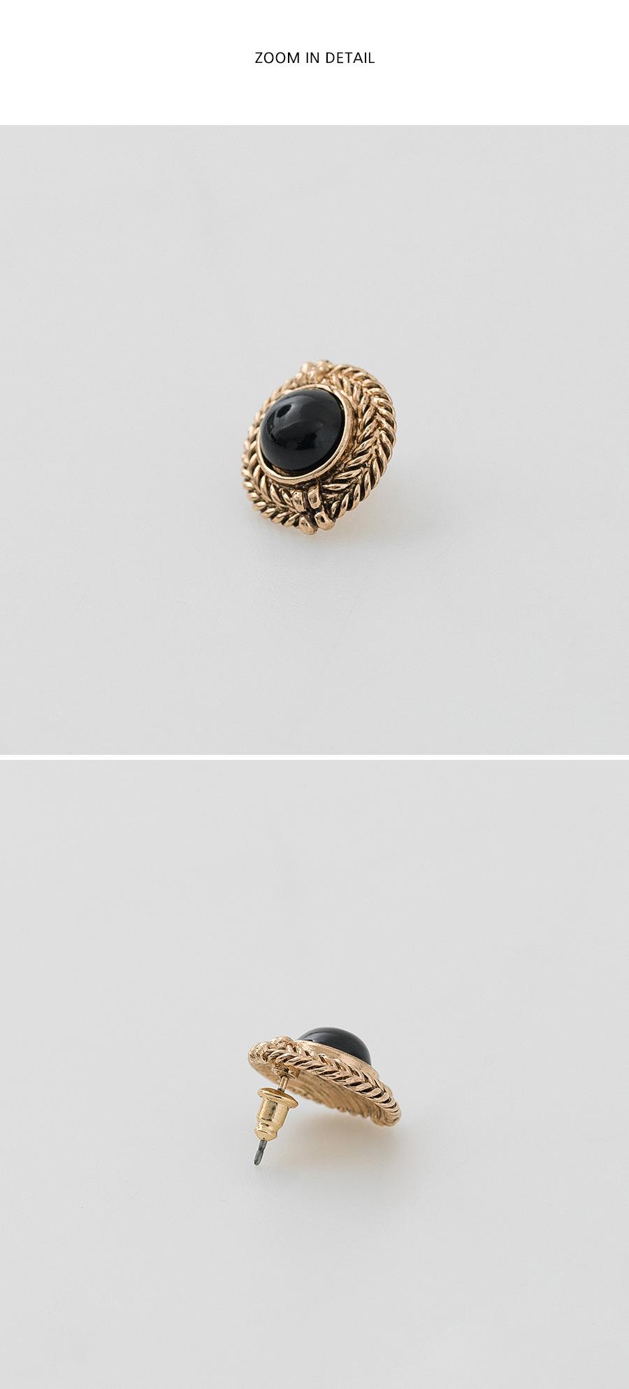 antique mood earring