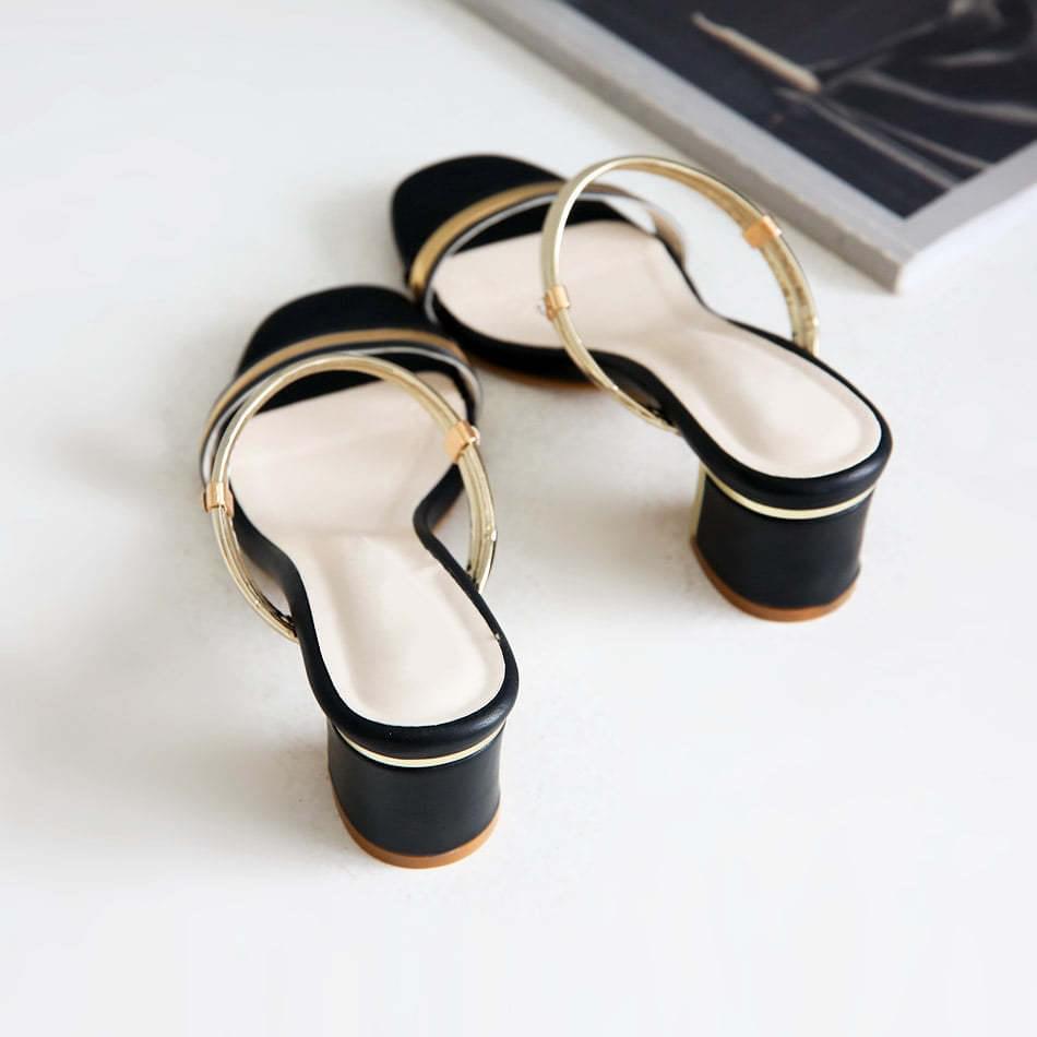 Beelan two-way sandals 5cm