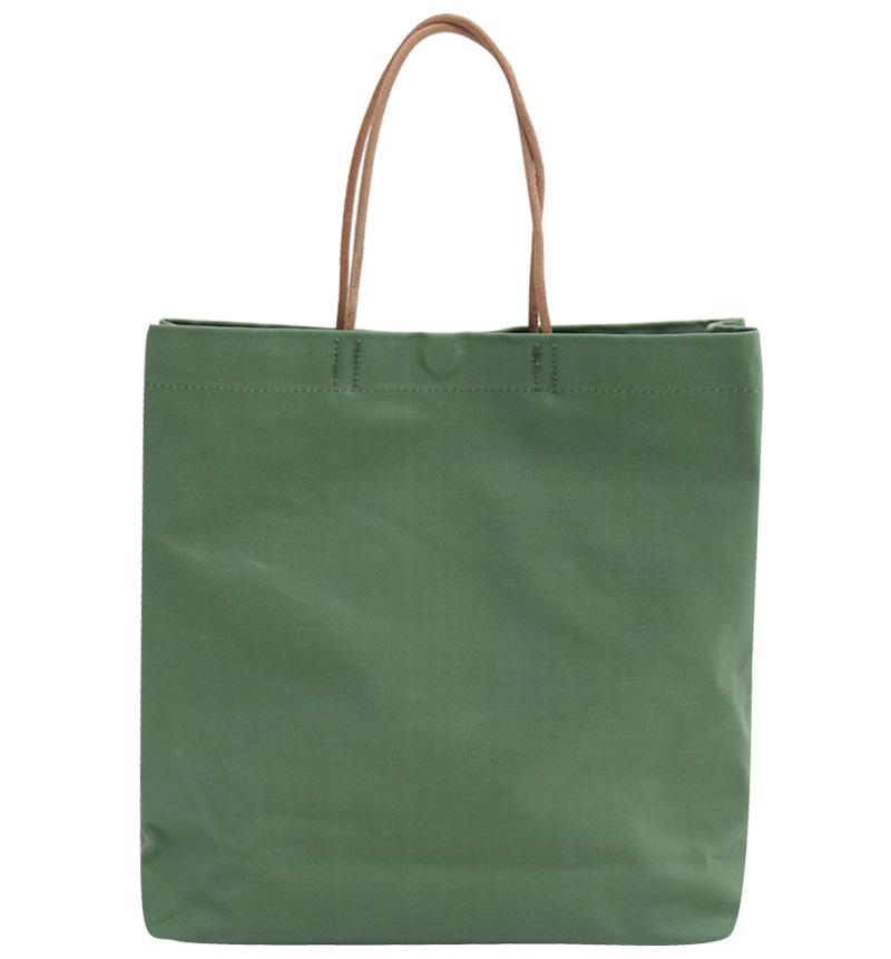 Crumple shopper bag_H