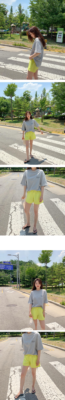 Sour summer beach shorts_A