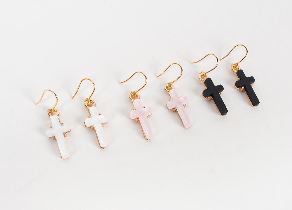 Jigs Gold Earrings