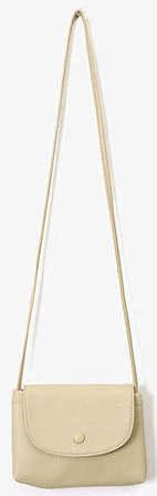 clean mini shoulder bag