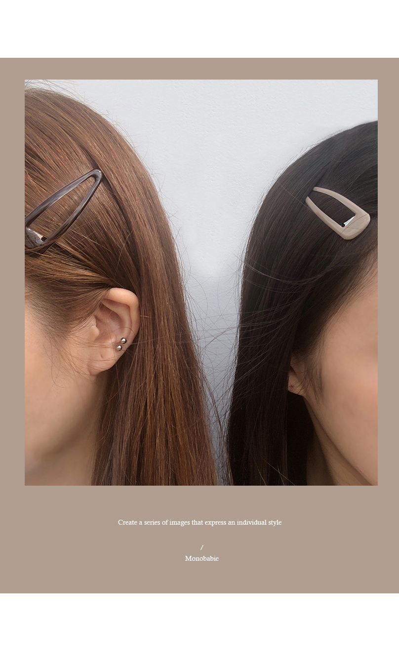 3 set style up hairpin