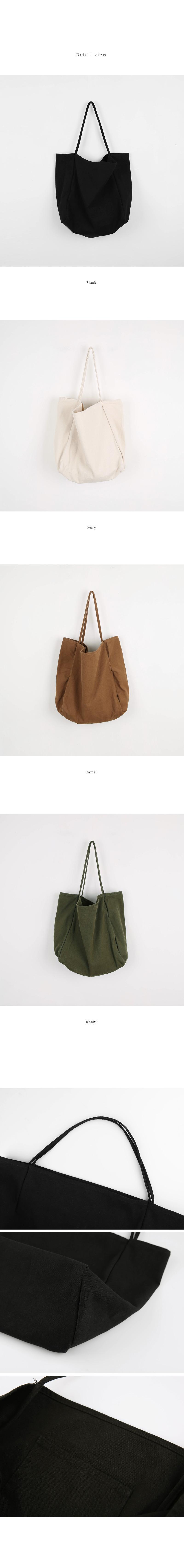 Manny Cotton Bag